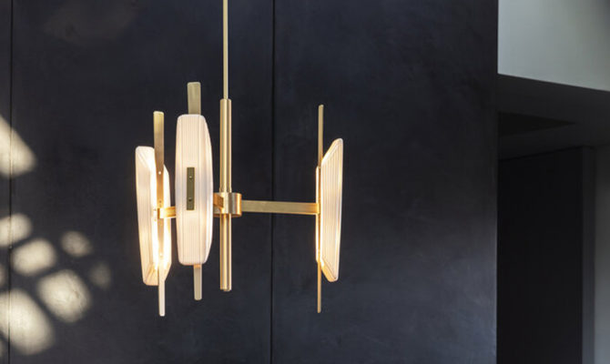 Glaive Pendant Light Product Image