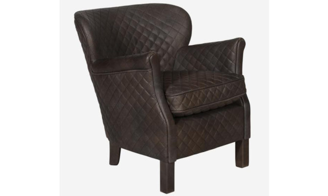 HARROW ARMCHAIR QUILTED Product Image