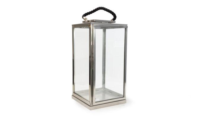 Hollywood Lantern / Marine Grade Nickel – Medium Product Image