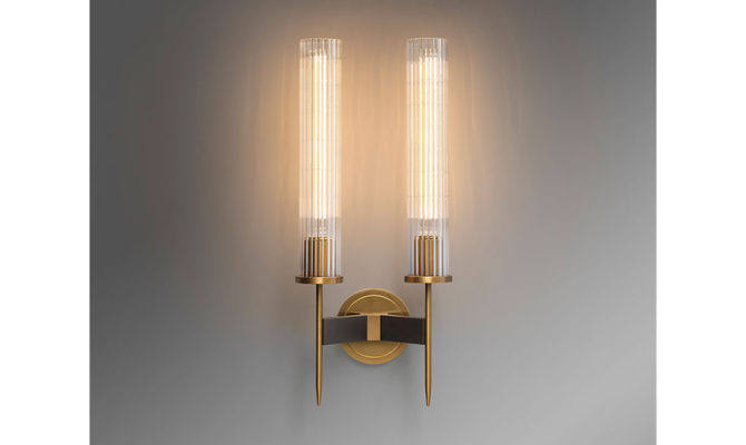 Allouette Double Sconce Product Image