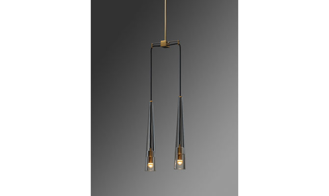 Apollinaire 2 Light Pendant Product Image