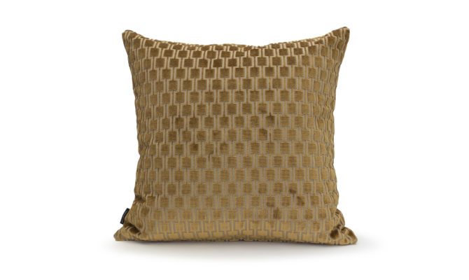 Kirkby Bakerloo | Cushion – Ochre Product Image