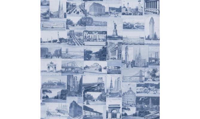 New York Postcard Indigo PRL5000 06 Product Image