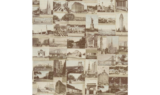New York Postcard Sepia PRL5000 02 Product Image