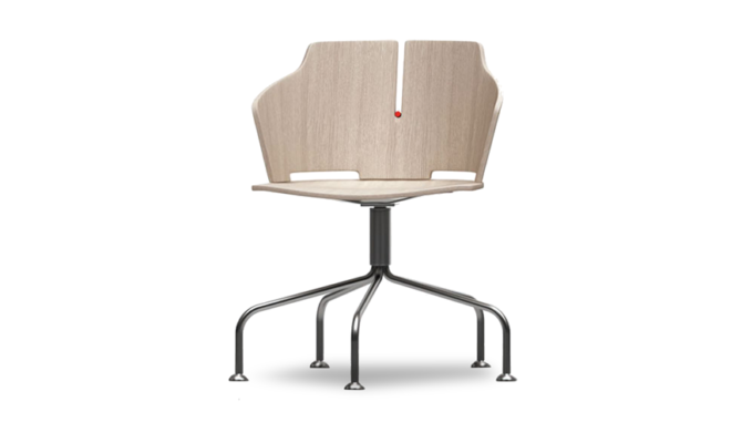 Prima Chair – Swivel Base Product Image