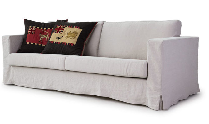 Pascale Loose Cover Sofa Product Image