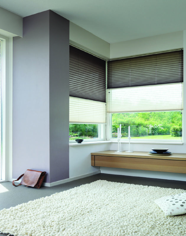 LUXAFLEX® PLEATED BLINDS Image
