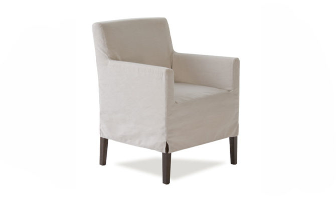 Polo Carver Slipcover Product Image