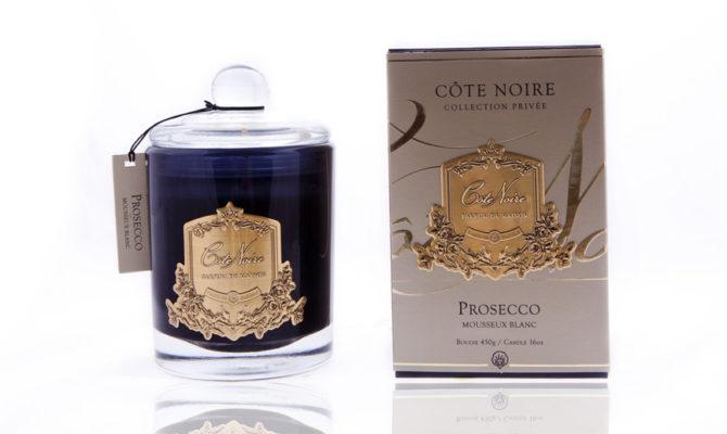 Côte Noire Candle – Prosecco Signature range 450g Product Image