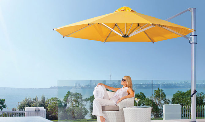 Riviera Outdoor Shade Product Image