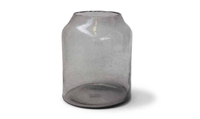 Robalo Vase – grey bubbles Product Image