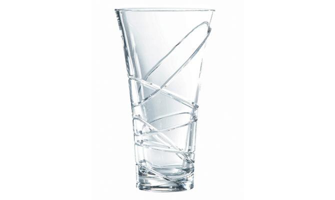 Saturn Crystal Vase 30cm Product Image