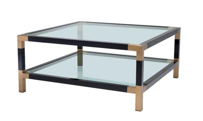 Royalton Coffee Table – Black Product Image