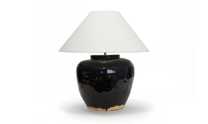 Stecy Black Table Lamp Product Image