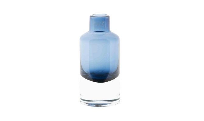 Bottle STEEL BLUE – vase Product Image