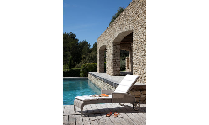 Deauville Lounger Product Image