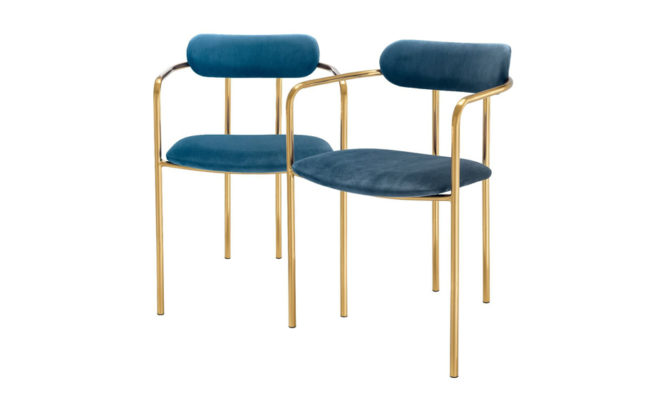 SINGER DINING CHAIR (SET OF 2) Product Image
