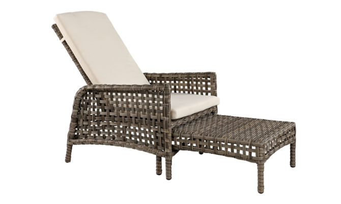 Tampa Lounger – Classic Grey Product Image