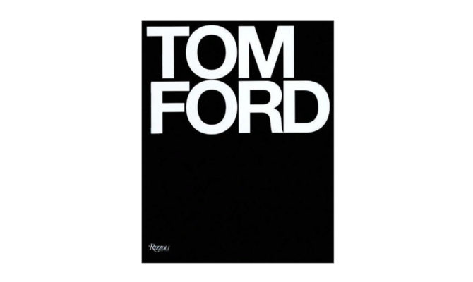 Tom Ford Book Product Image