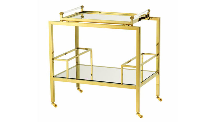 Majestic Trolley – Gold Product Image
