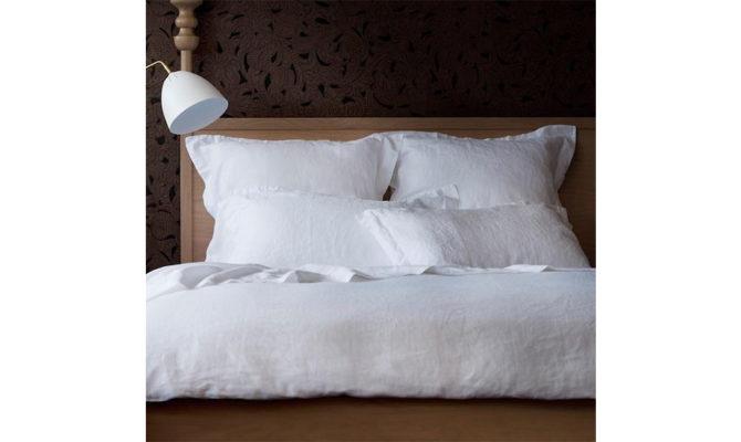 VIDA STONEWASHED LINEN – WHITE Product Image