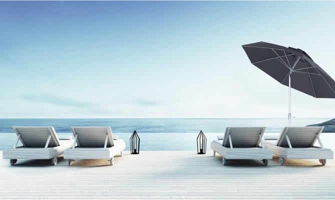 Venice Tilt Umbrella Product Image