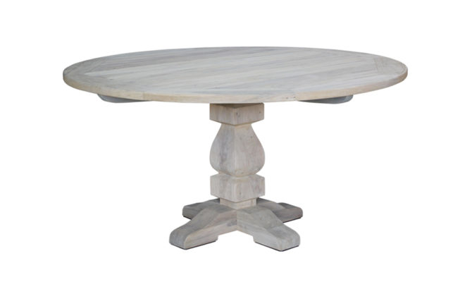 French Outdoor Dining Table – Large Product Image