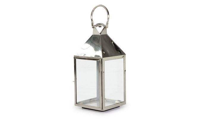 Trafalgar Lantern – Nickel Product Image