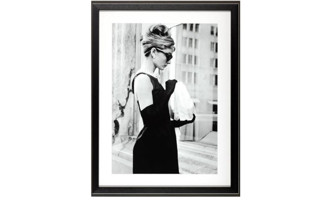 Audrey Hepburn Breakfast at Tiffanys Breakfast  – Z088 Product Image