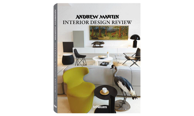 ANDREW MARTIN INTERIOR DESIGN REVIEW VOL. 18 Product Image