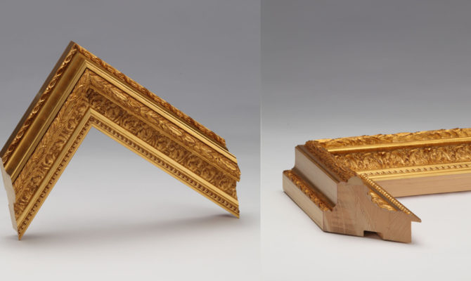 ART B10001 | Moulding – Gold Product Image