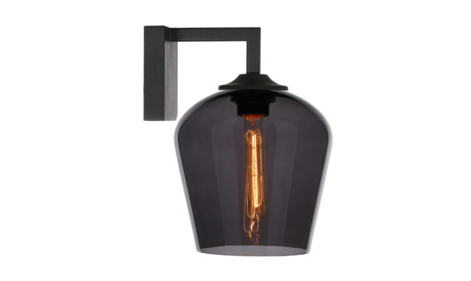 BELL WALL LIGHT – BLACK Product Image