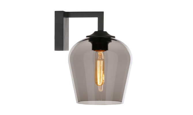 BELL WALL LIGHT – GREY Product Image