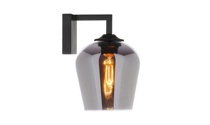BELL WALL LIGHT – METALLIC SMOKE Product Image