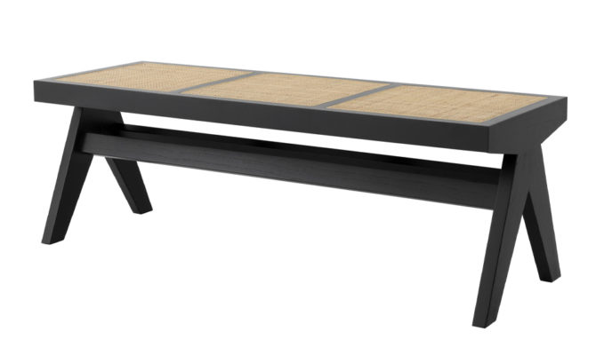 Arnaud Bench – Black Product Image