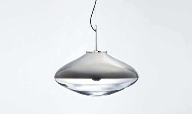 DISC pendant – Nickel Product Image