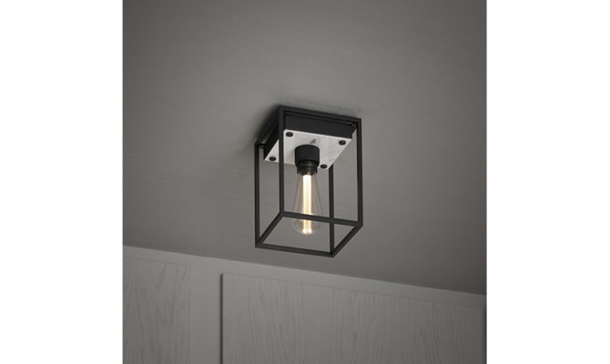 Caged Ceiling 1.0   Medium – White Marble Product Image