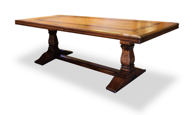 Chateaux Plank Dining Table Product Image