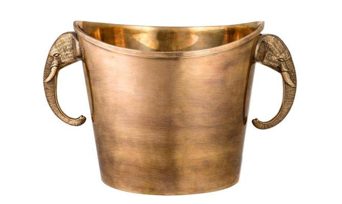 MAHARAJA WINE COOLER BRASS Product Image