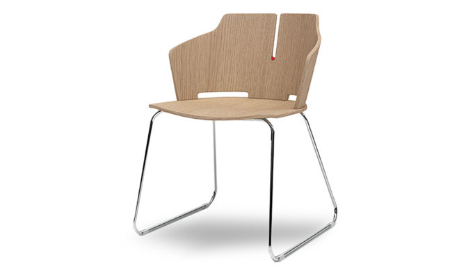 Prima Chair – Fixed Base Product Image