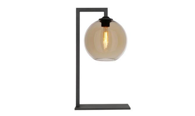 BALL TABLE LAMP – CHAMPAGNE Product Image