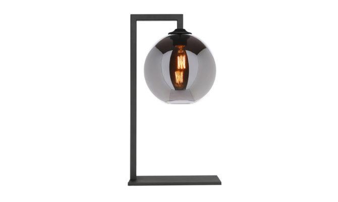 BALL TABLE LAMP – METALLIC Product Image
