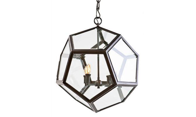 Yorkshire Lantern – Gunmetal Product Image