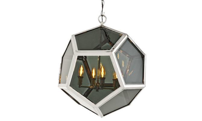 Yorkshire Lantern – Nickel Product Image