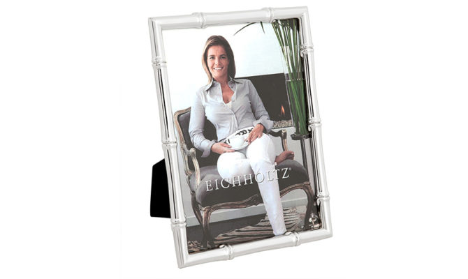 HOLDEN PICTURE FRAME / Silver plated – Large Product Image