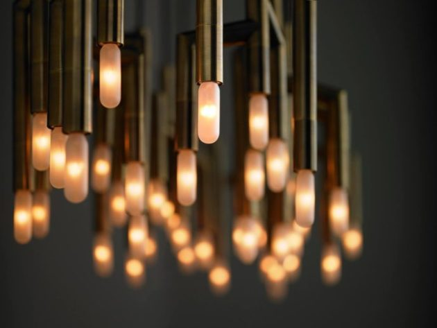 Jonathan Browning Studios manufactures high-end, luxury lighting & fixtures Image