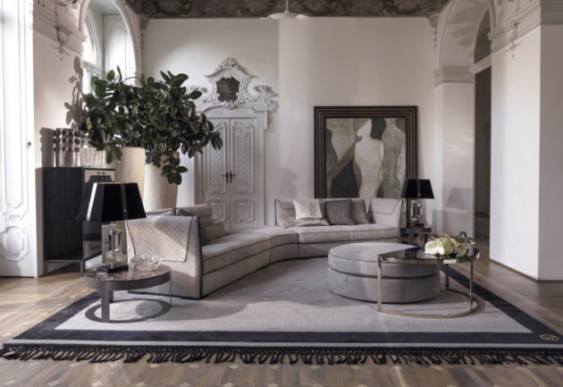 Vittoria Frigerio one of the most highly regarded Italian furniture manufacturers Image