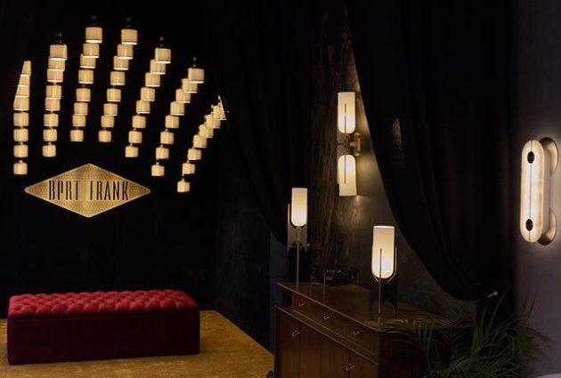 BERT FRANK award-winning British luxury lighting Image