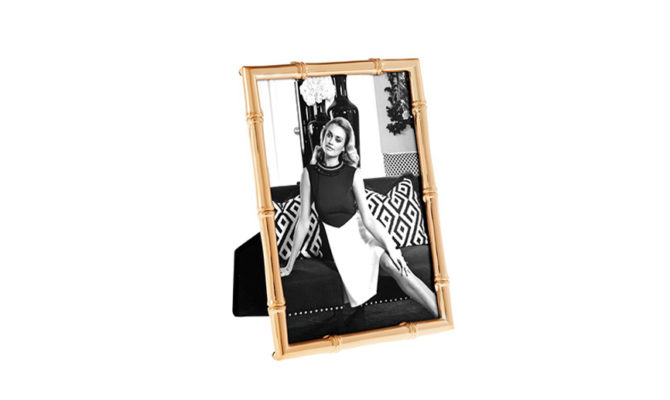 HOLDEN PICTURE FRAME / Rose gold  – Medium Product Image