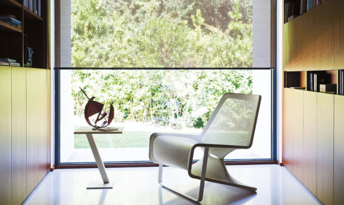 Aria Lounge Chair Product Image